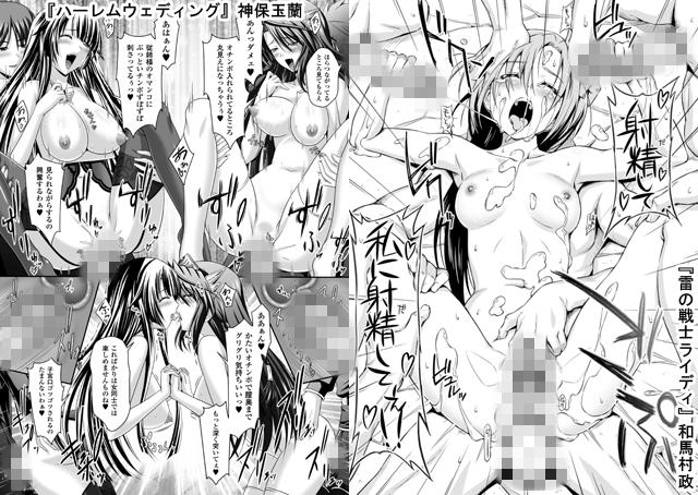 【エロマンガ】メガミクライシスVol.10【アニメ】のエロ画像 No.2