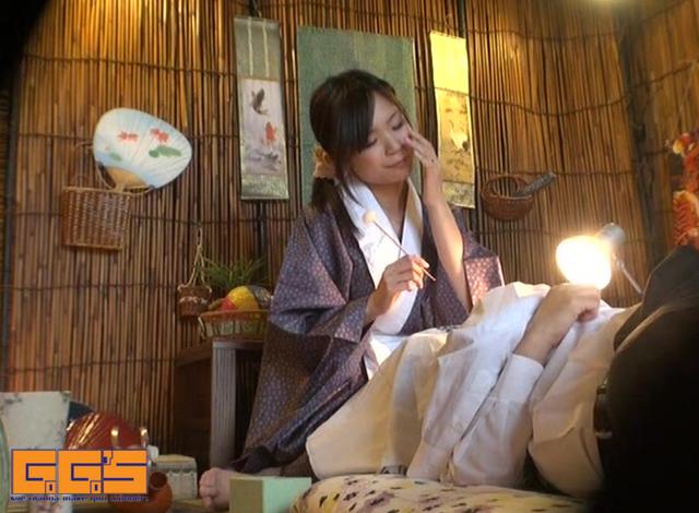 【エロ動画】潜入!! 人妻専門耳かき店10の画像