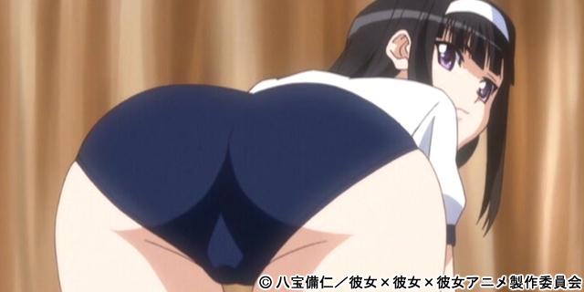 【二次エロ】彼女×彼女×彼女 完全版【アニメ】のエロ画像 No.7