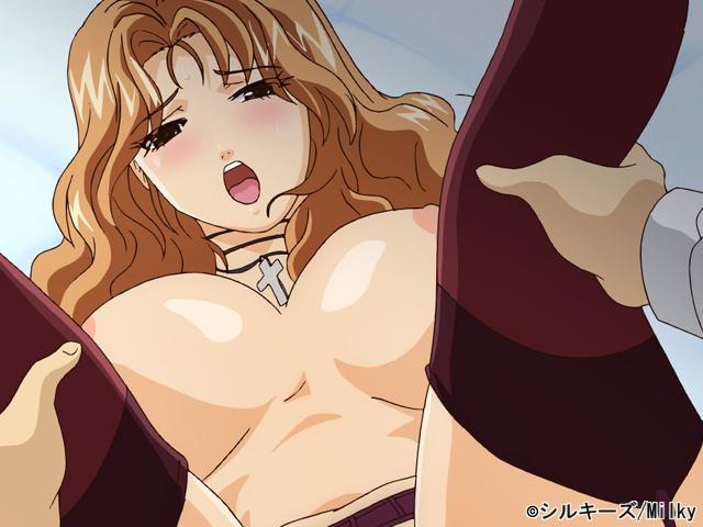 【二次エロ】女系家族 〜淫謀〜  第一章【アニメ】のエロ画像 No.8