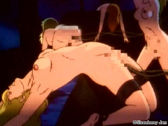 【二次エロ】肉欲遊戯〜玩具にされた少女たち〜 シーン2【アニメ】のエロ画像 No.6