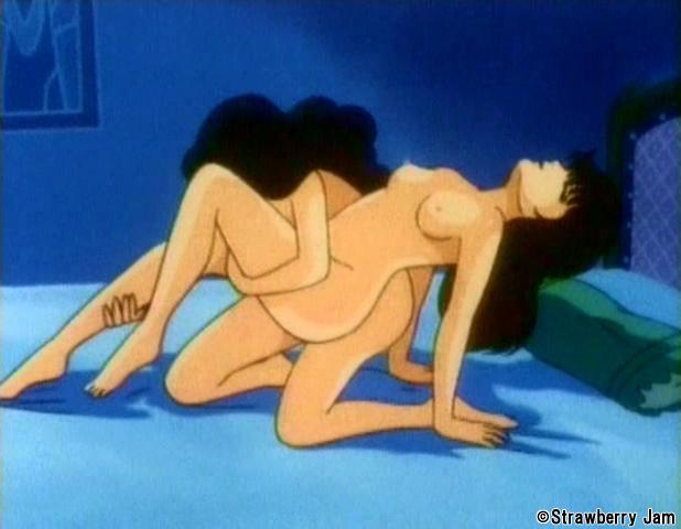 【二次エロ】蕾の誘惑〜淫乱少女たちの姫穴比べ〜 シーン1【アニメ】のエロ画像1枚目