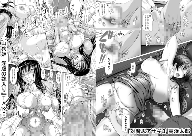 【エロマンガ】メガミクライシスVol.11【アニメ】のエロ画像 No.1
