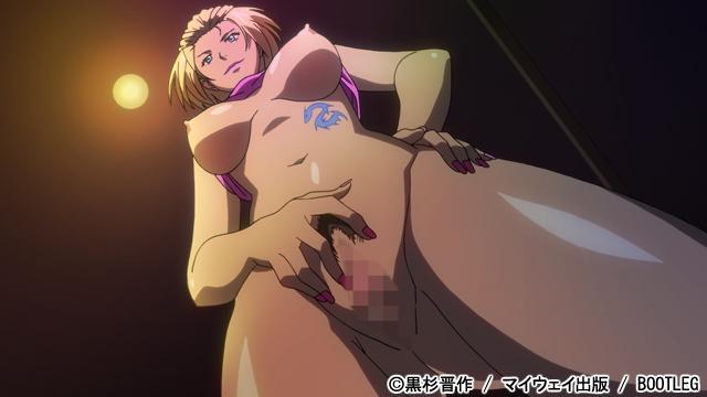 【二次エロ】M男食い【アニメ】のエロ画像 No.10