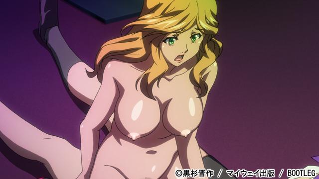 【二次エロ】M男食い【アニメ】のエロ画像 No.7