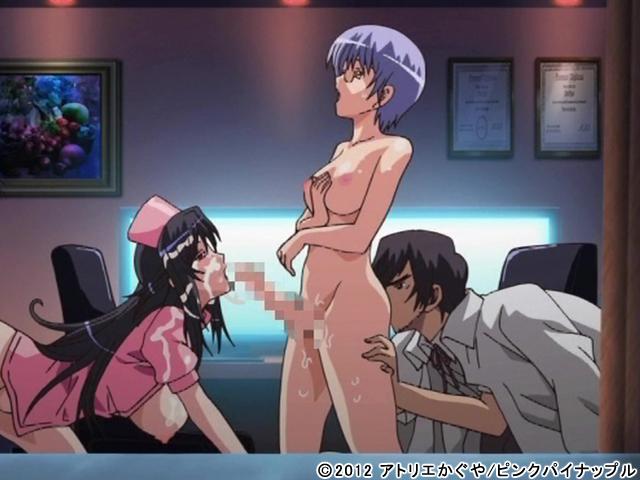 【二次エロ】禁断の病棟 THE ANIMATION Desire 2 淫らな診察室へようこそ【アニメ】のエロ画像 No.7