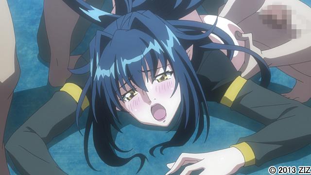 【二次エロ】鋼鉄の魔女アンネローゼ 02 窮地の魔女:Witchlost【アニメ】のエロ画像 No.4