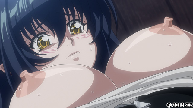 【二次エロ】鋼鉄の魔女アンネローゼ 02 窮地の魔女:Witchlost【アニメ】のエロ画像 No.5