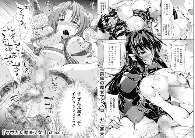 【エロマンガ】メガミクライシスVol.12【アニメ】のエロ画像 No.2