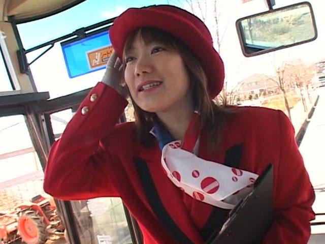エロ動画、観光バスジャック 美人バスガイド車中監禁恥辱 走行中のバス内、淫獣と化した乗客から逃れる術無しの表紙画像