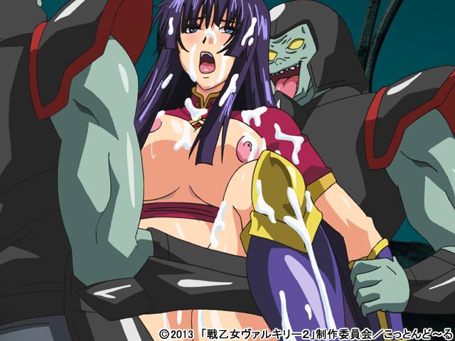 【二次エロ】戦乙女ヴァルキリー2 3巻【アニメ】のエロ画像 No.10