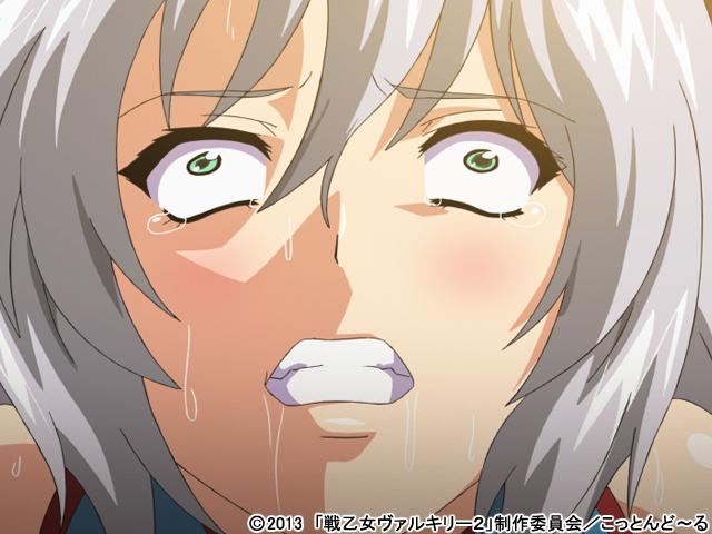 【二次エロ】戦乙女ヴァルキリー2 3巻【アニメ】のエロ画像1枚目