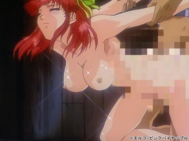 【二次エロ】遺作 D-2 終劇「罪と罰」【アニメ】のエロ画像1枚目