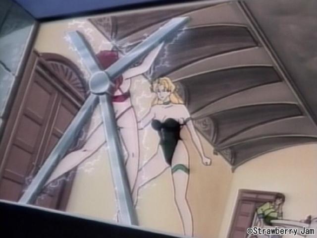 【二次エロ】囮捜査官 ケイト〜牝犬〜 シーン3【アニメ】のエロ画像1枚目