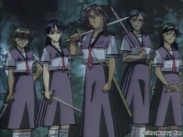 【二次エロ】美少女十字軍の反乱〜ローマへの道〜 シーン3【アニメ】のエロ画像1枚目