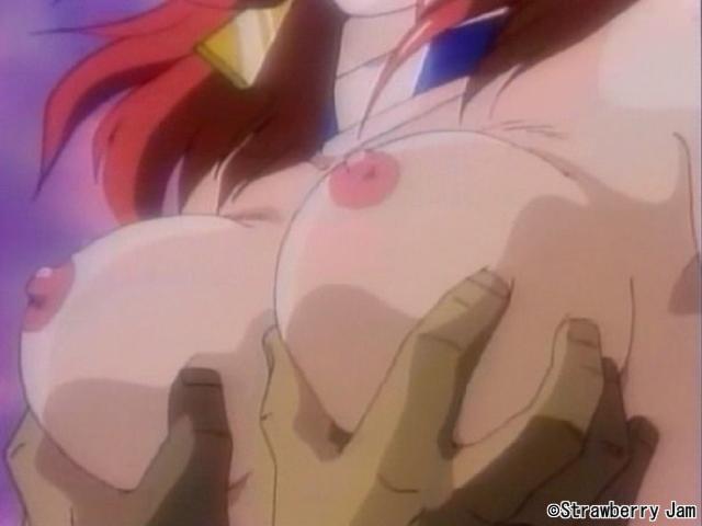 【二次エロ】囮捜査官 ケイト〜牝犬〜 シーン2【アニメ】のエロ画像1枚目