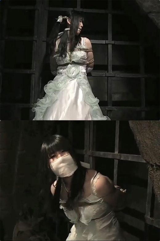 【DID】迷宮に囚われた姫【緊縛猿轡】