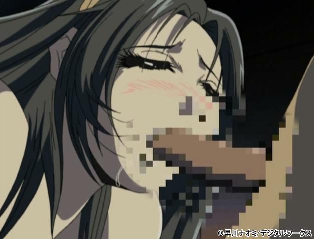 【二次エロ】華・奴隷 前編【アニメ】のエロ画像1枚目