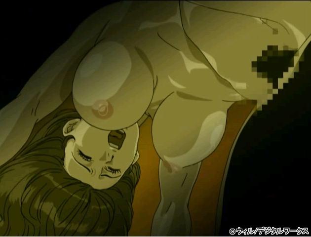 【二次エロ】義母 前編【アニメ】のエロ画像1枚目