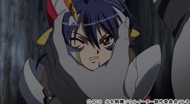 【二次エロ】少女戦機ソウルイーター【アニメ】のエロ画像1枚目