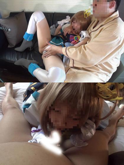【37%OFF】コスプレイヤーズセックス!デレマス・かな子OP衣装でぱんっ☆