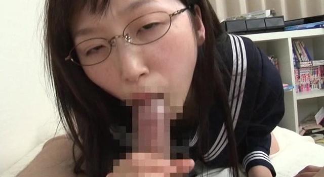 ドスケベすっぴんメガネっ子たちの連続セックス 20人8時間