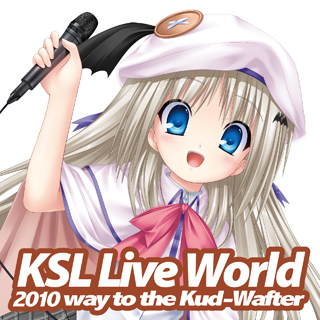 KSL Live World 2010 〜way to the Kud-Wafter〜 Key Sounds Label