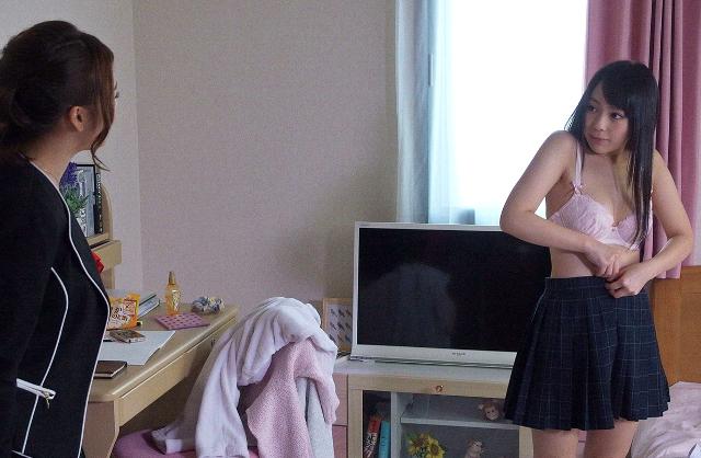 エロ動画、実写版 俺と冴子さんと寝取られメール 本田莉子 佳苗るか 森ななこ ZIZG-008の表紙画像