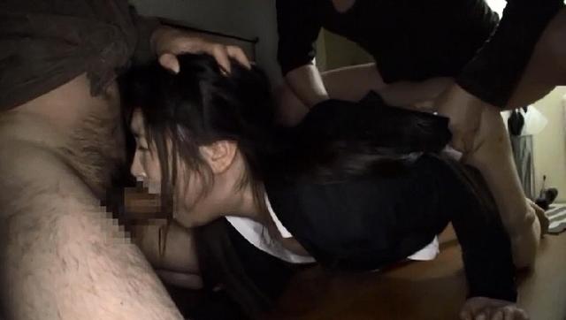 履歴書から自宅をつきとめられ待ち伏せ押し込みレイプされた女子就活生