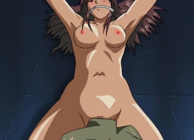 【二次エロ】水上莉保 BADEND 贖罪の教室【アニメ】のエロ画像1枚目