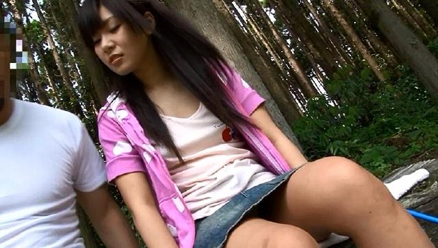 夏休みの宿題、人気スポットで道に迷った少女を待ち伏せし野外痴漢
