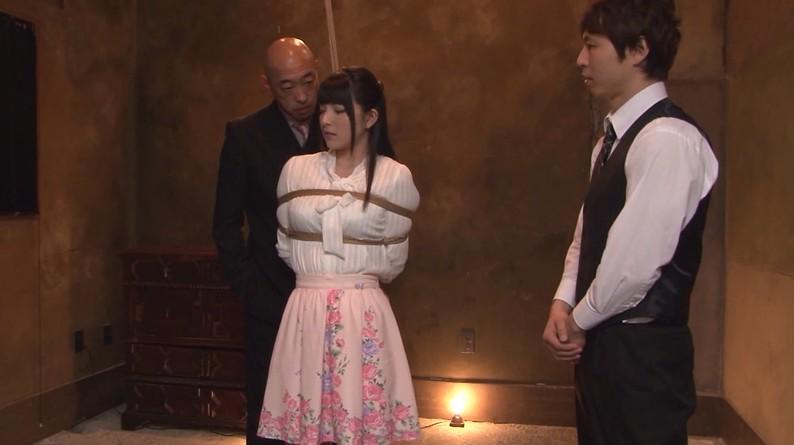 【エロ動画】緊縛令嬢 上原亜衣|ボンテージかのじょ