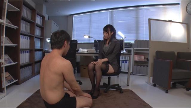 川菜美鈴が10回射精させるまで帰さない凄テク風俗ビル