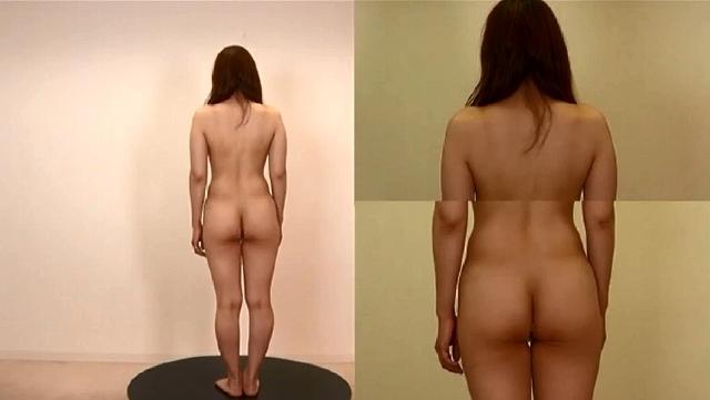 現代日本人女性の裸体素人女性50人の全裸解体新書10時間