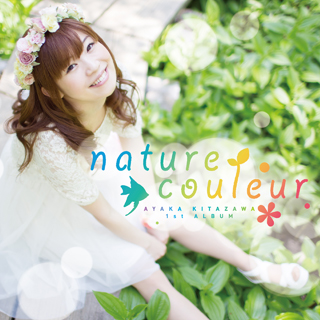北沢綾香 1stAlbum 'nature couleur' Key