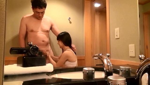 ワタシとお父さんの温泉旅行 さら