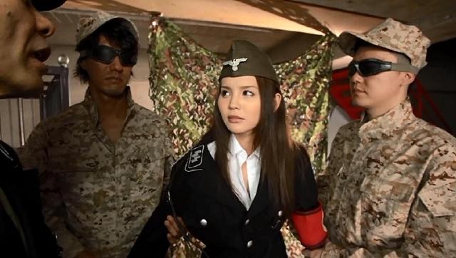 女将校・アイアンレディ 屈辱の陵辱輪姦