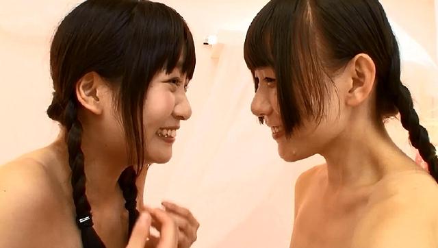 恋文  第二章 密愛・百合女子校生 篠宮ゆり 小西まりえ