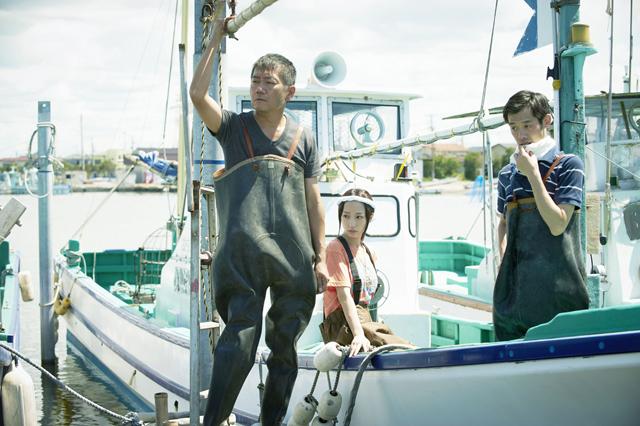 美しすぎる漁師 杏樹沙奈