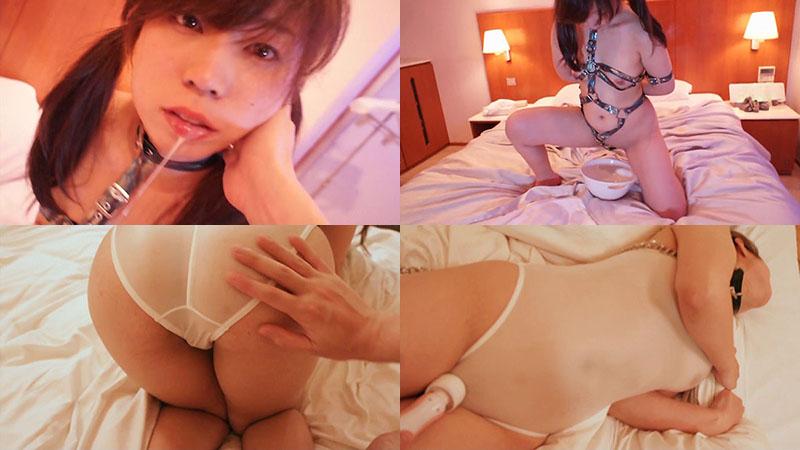 【フルHD個人撮影オリジナル】元着エロアイドルかなちゃん⑤スケ競泳&⑦拘束編