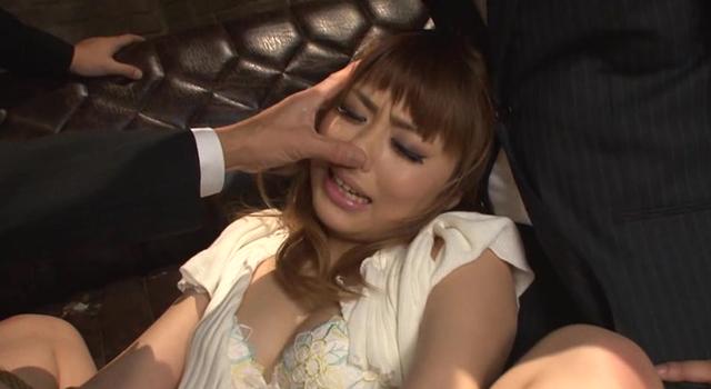 【エロ動画】緊縛令嬢 桜井あゆのエロ画像1枚目