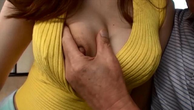 絶倫老人たちに孕ませ輪姦されイキまくる巨乳嫁2 七原あかり