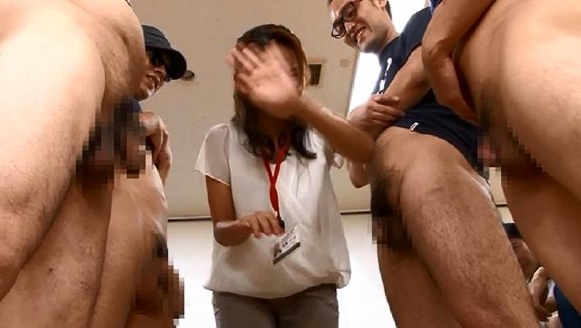 【エロ動画】SOD女子社員 入社16年目 後藤さつき 38歳 社内でユーザー様とのHなお悩み相談会|這いよれ!スリラー女子さん-エロ動画-