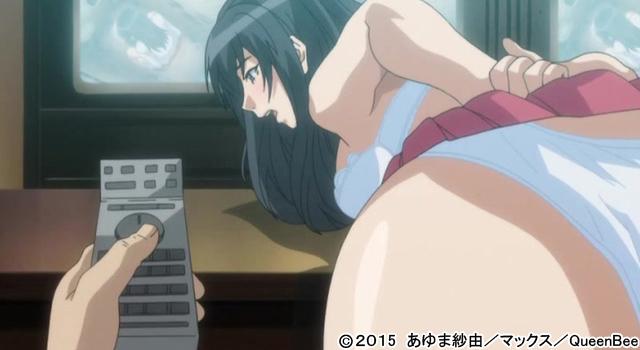 【二次エロ】それでも妻を愛してる #1【アニメ】のエロ画像1枚目
