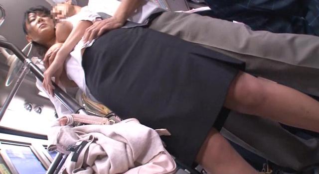 【エロ動画】全裸羞恥痴漢2|ボンテージかのじょ
