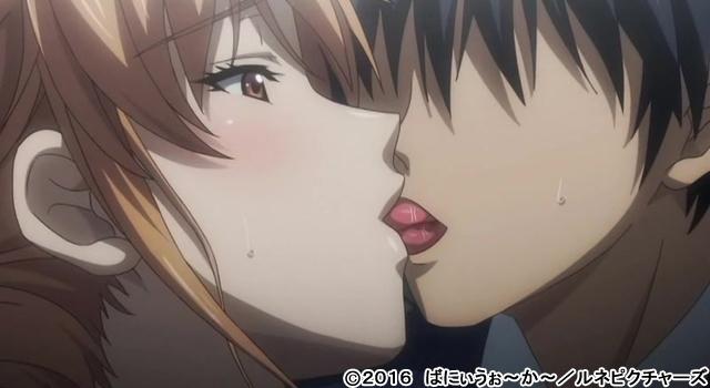 【二次エロ】OVA巨乳人妻女教師催眠#1響子と美和【アニメ】のエロ画像1枚目