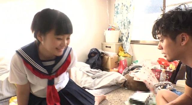 独り暮らしのお姉さん!家、ついて行ってイイですか?よかったらヤラせて下さい。(7)