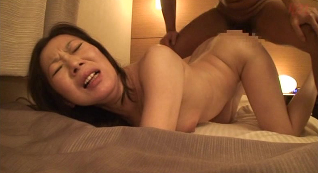 素人熟女ナンパ!発情おばちゃん淫乱肉欲セックス4時間