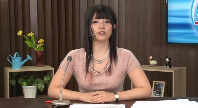 エロ動画、女子アナに顔射!ゴールデン 上原亜衣スペシャルの表紙画像