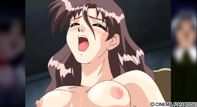 【二次エロ】復刻版・瞳裸 第4話【アニメ】のエロ画像1枚目
